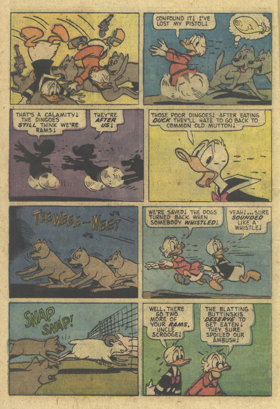 Uncle Scrooge (1953) Issue #128 #128 - English 12