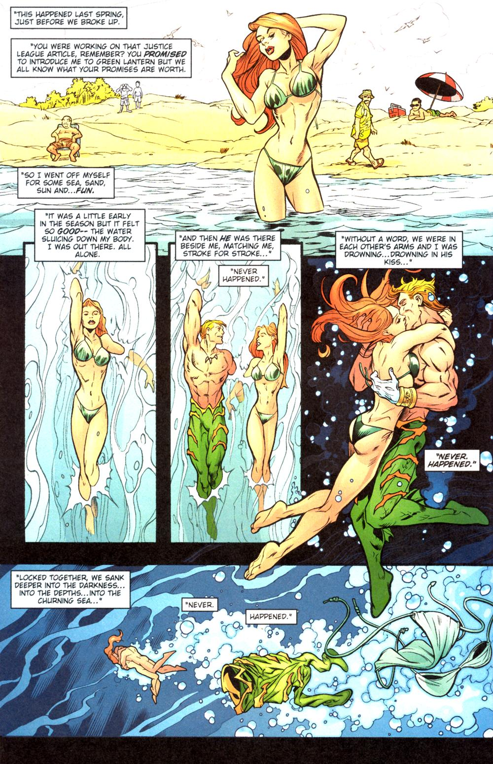 Aquaman (2003) Issue #14 #14 - English 10