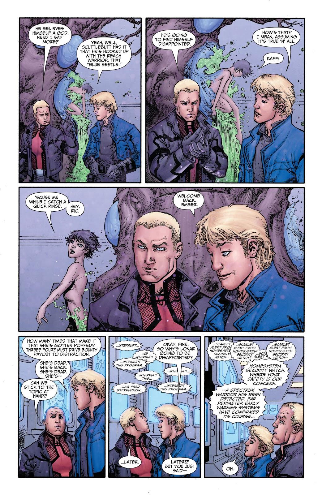 Threshold (2013) Issue #6 #6 - English 15
