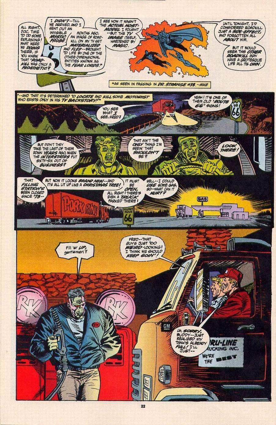 Read online Secret Defenders comic -  Issue #4 - 17