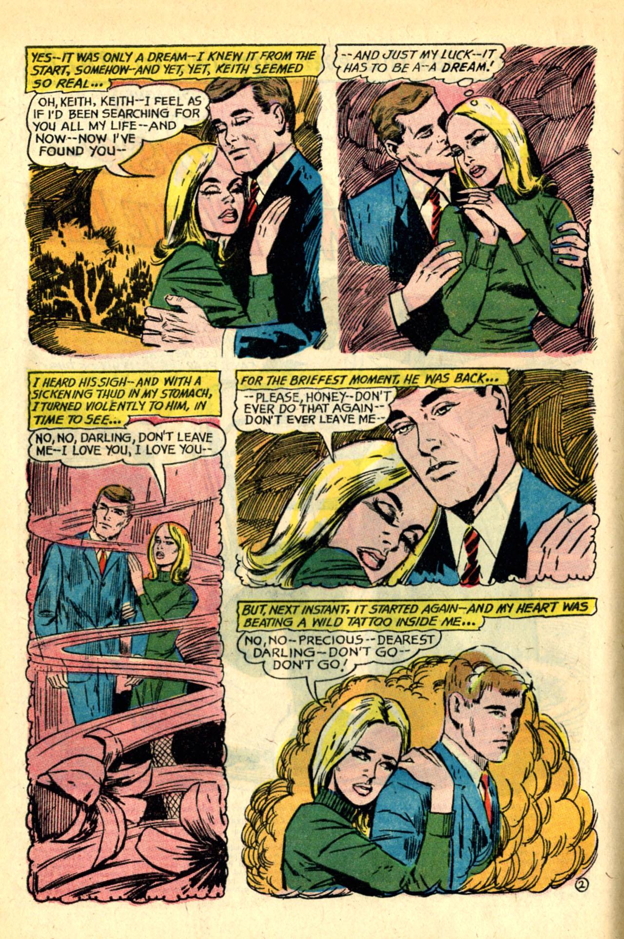 Read online Secret Hearts comic -  Issue #120 - 4