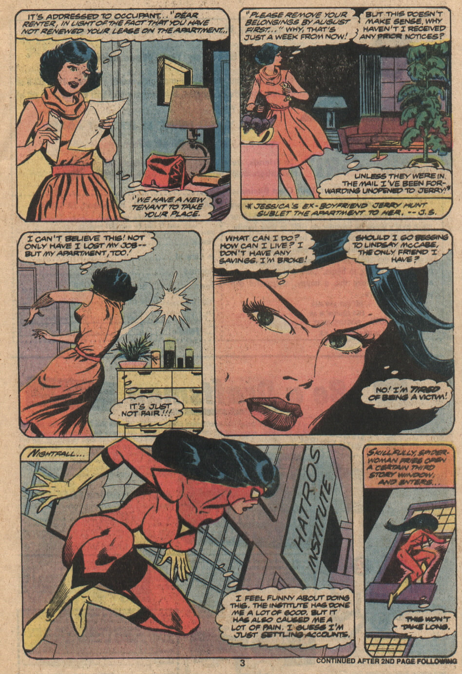 Spider-Woman (1978) Issue #20 #20 - English 4