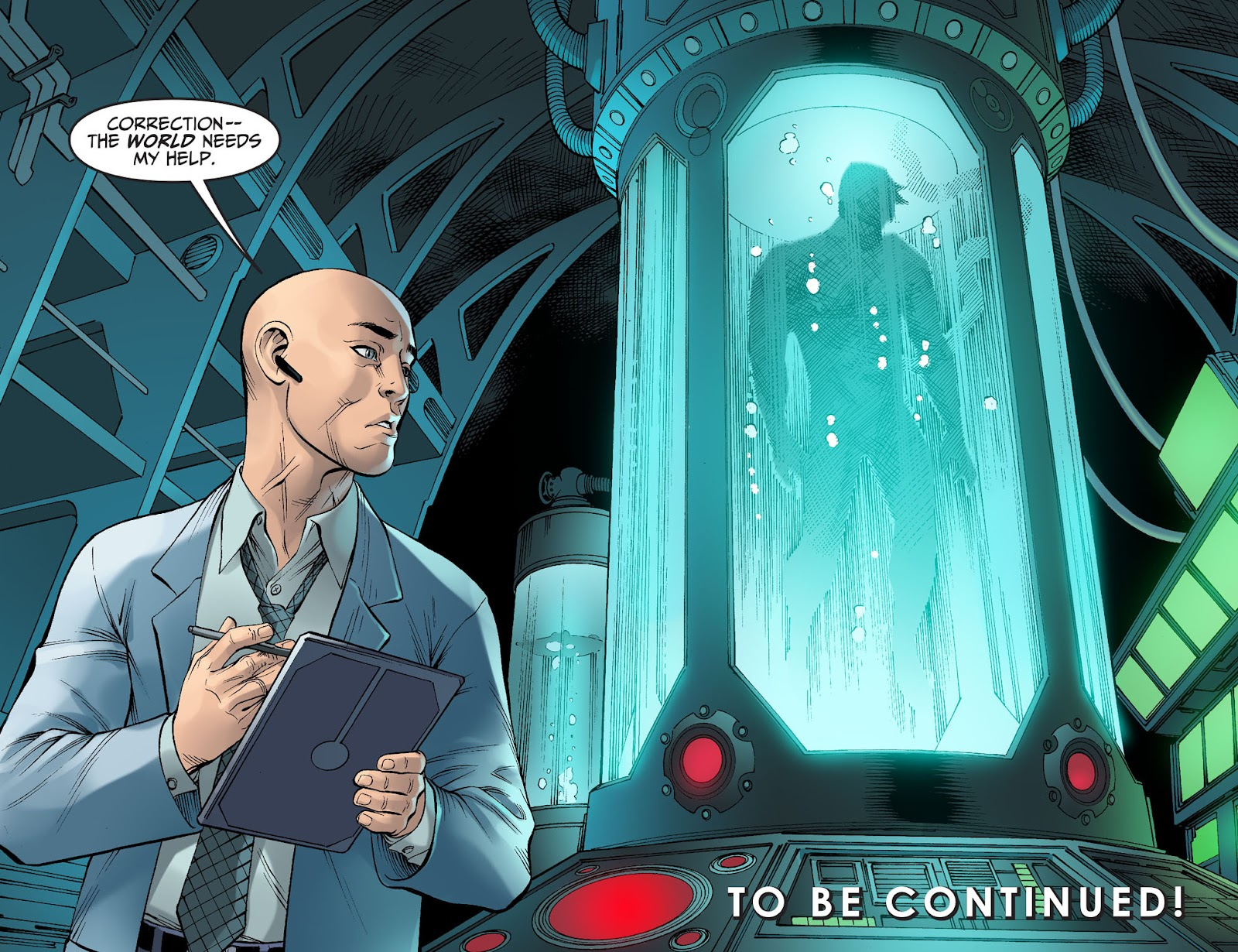 Injustice: Gods Among Us Year Four Issue #4 #5 - English 22