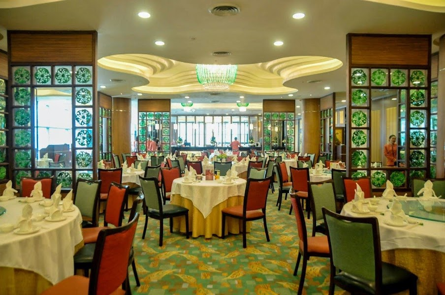 Jade Garden The Country S First Fine Dining Chinese Restaurant Is Back