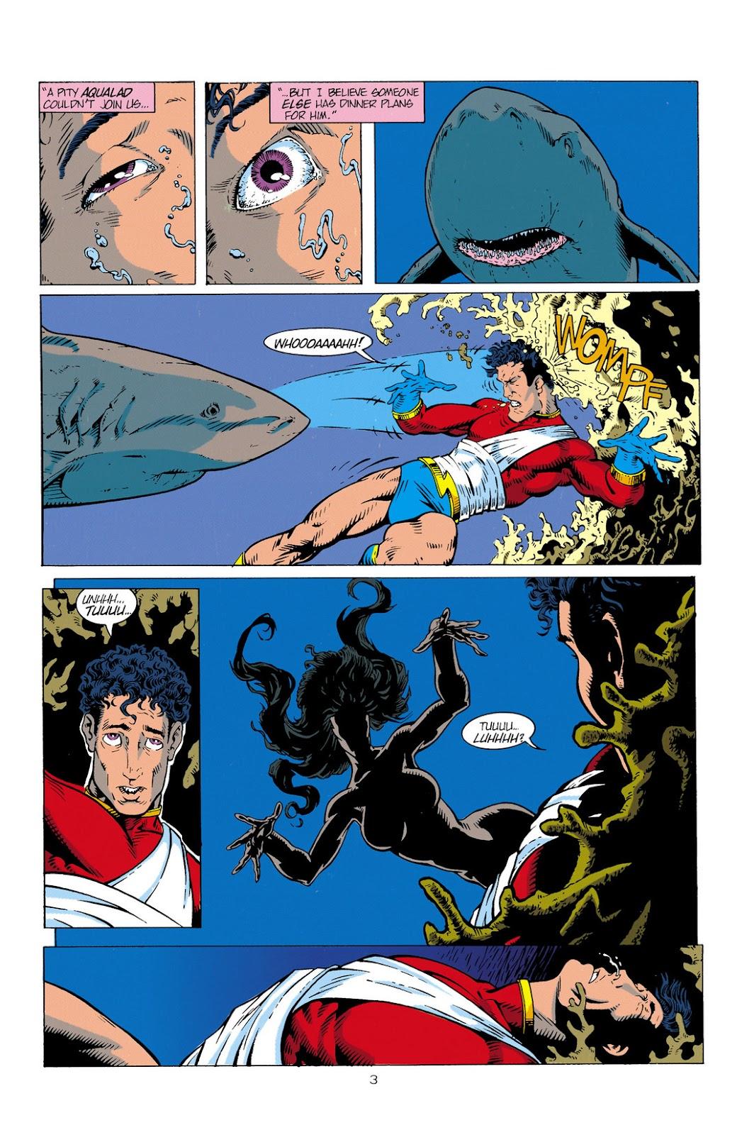 Aquaman (1994) Issue #2 #8 - English 4