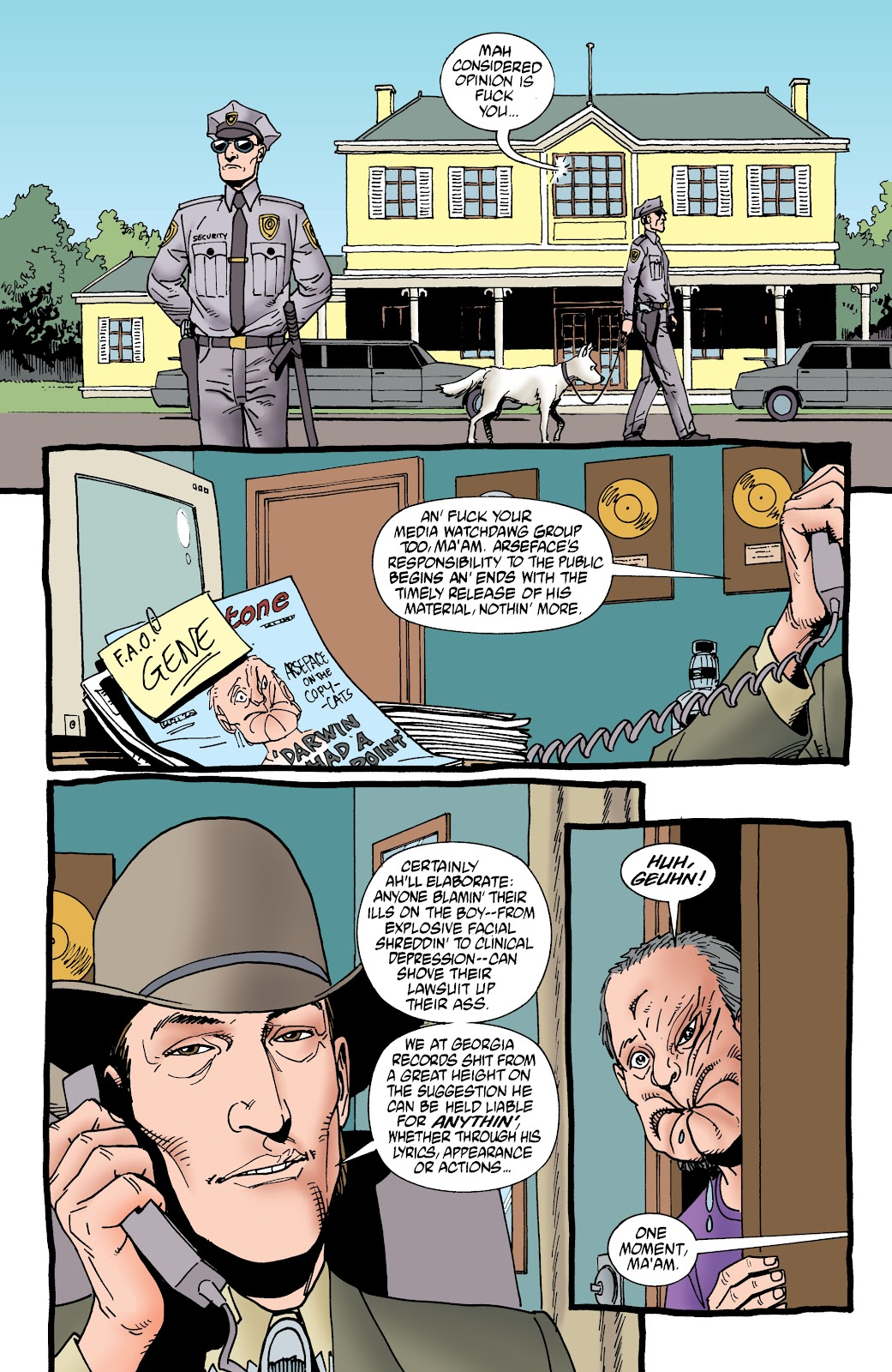 Preacher Issue #56 #65 - English 2