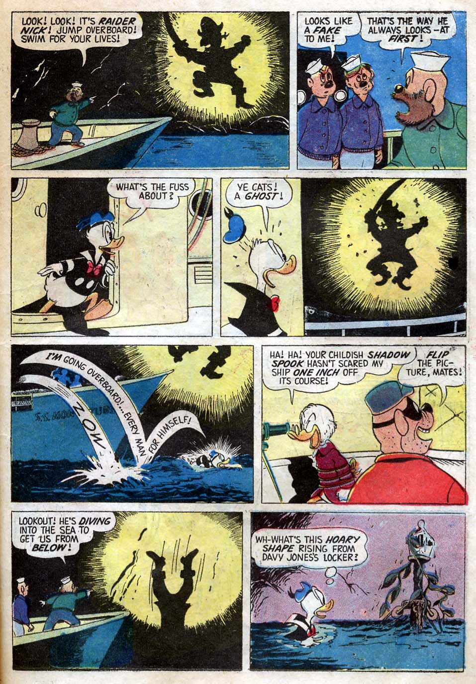 Uncle Scrooge (1953) Issue #23 #23 - English 19