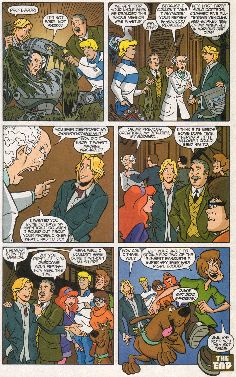 Read online Scooby-Doo (1997) comic -  Issue #106 - 15