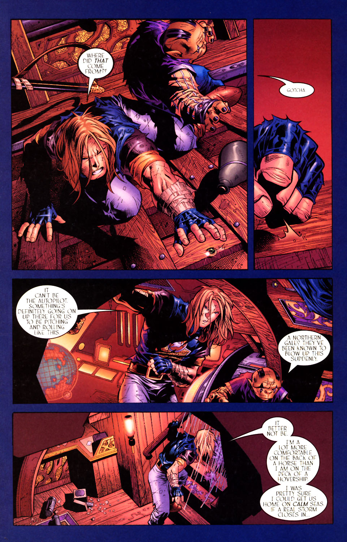 Read online Scion comic -  Issue #5 - 5
