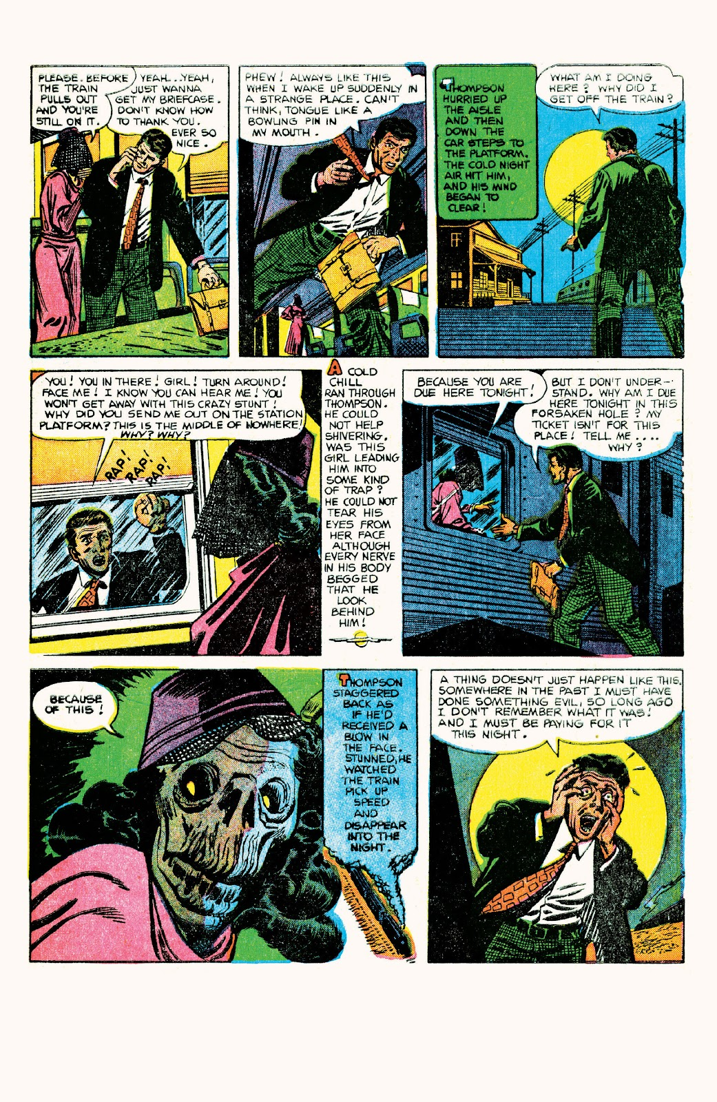 Haunted Horror Issue #13 #13 - English 5