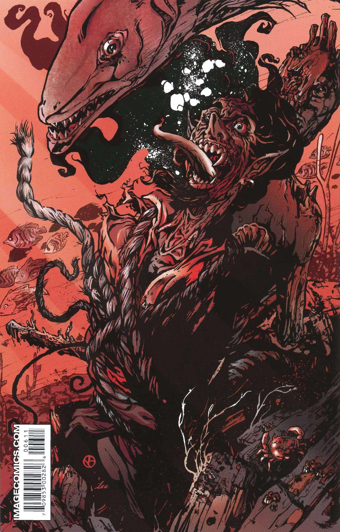 Read online Sea of Red comic -  Issue #6 - 29