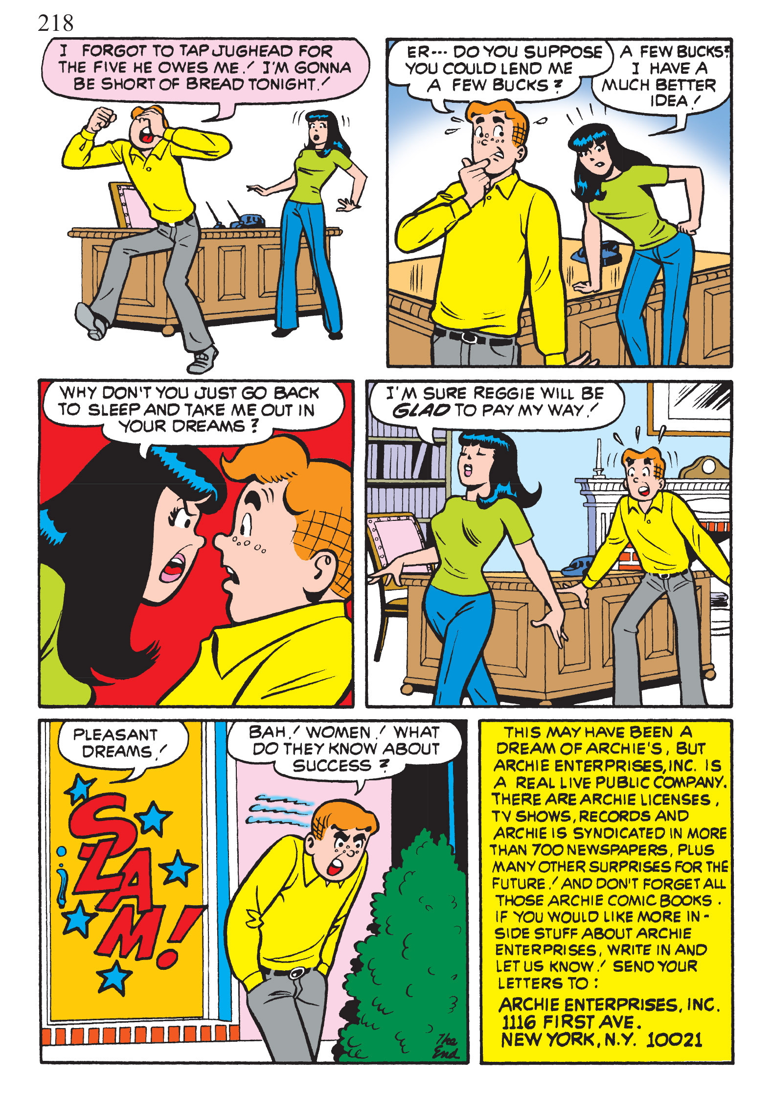 Read online The Best of Archie Comics comic -  Issue # TPB 1 (Part 1) - 214