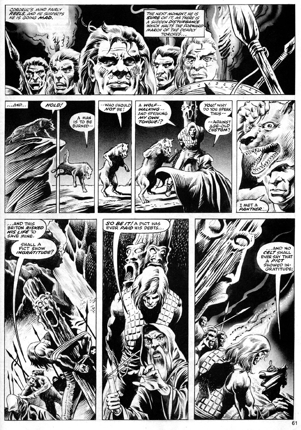 The Savage Sword Of Conan Issue #69 #70 - English 61