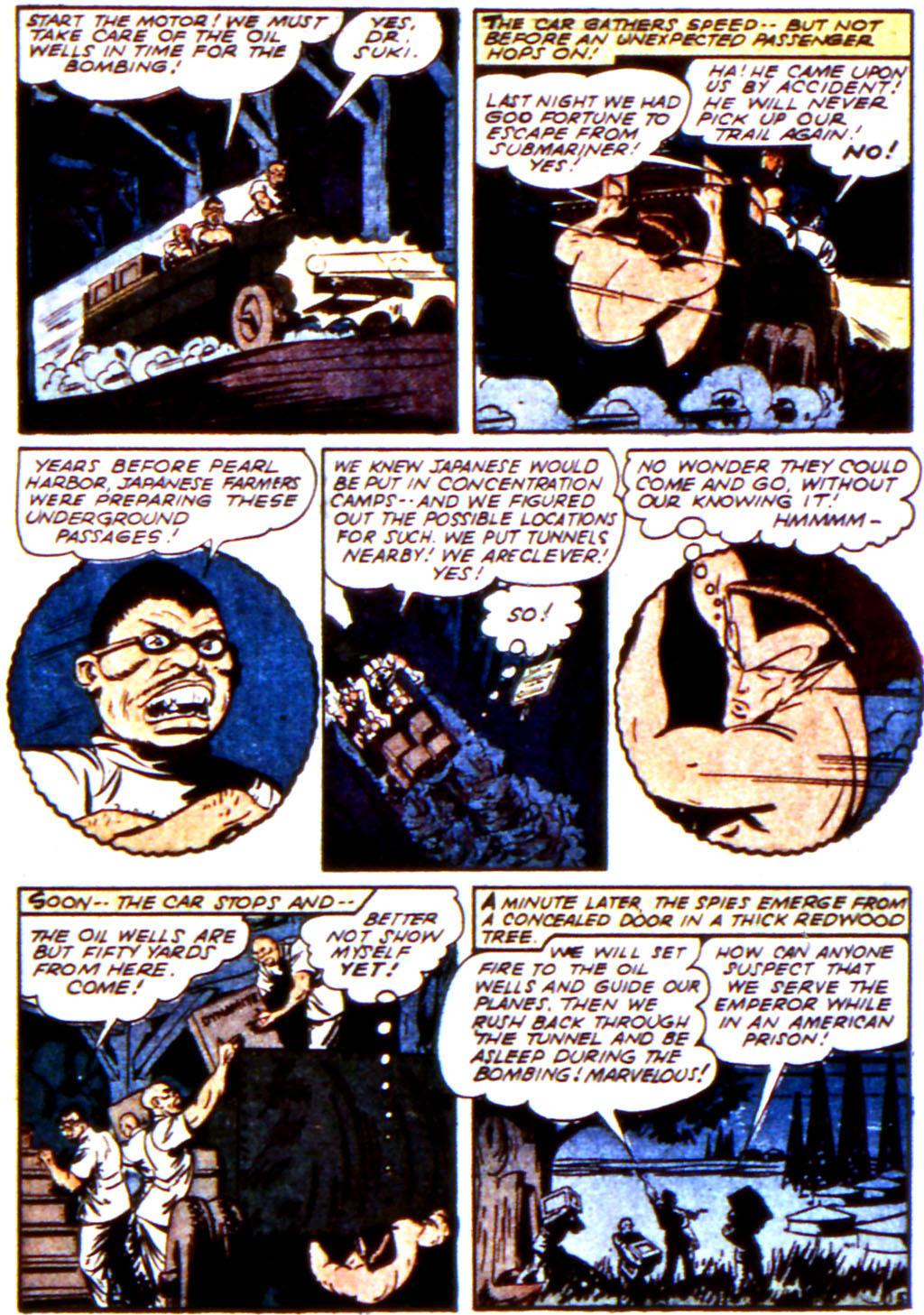 Sub-Mariner Comics Issue #11 #11 - English 35
