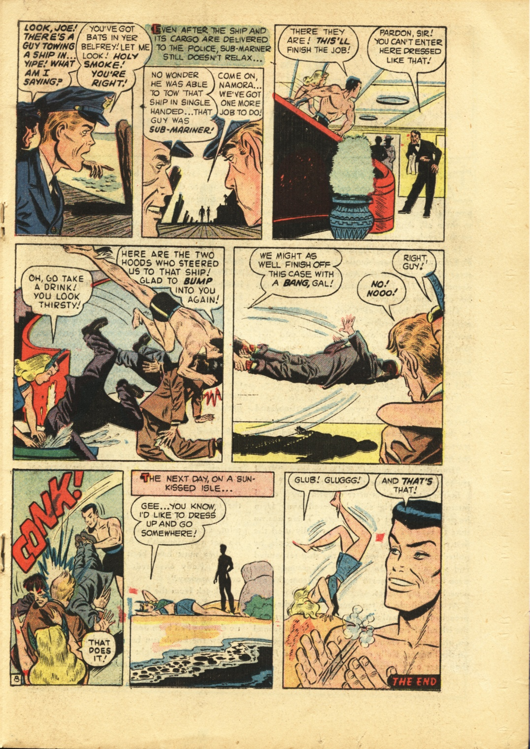 Sub-Mariner Comics #29 #29 - English 18