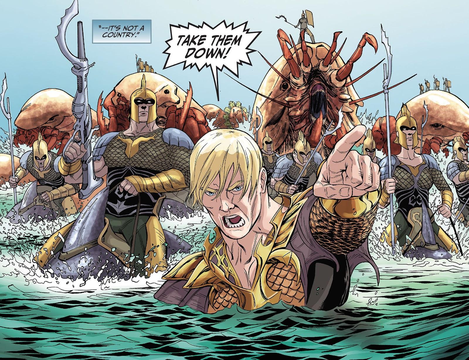 Injustice: Gods Among Us [I] Issue #10 #11 - English 17