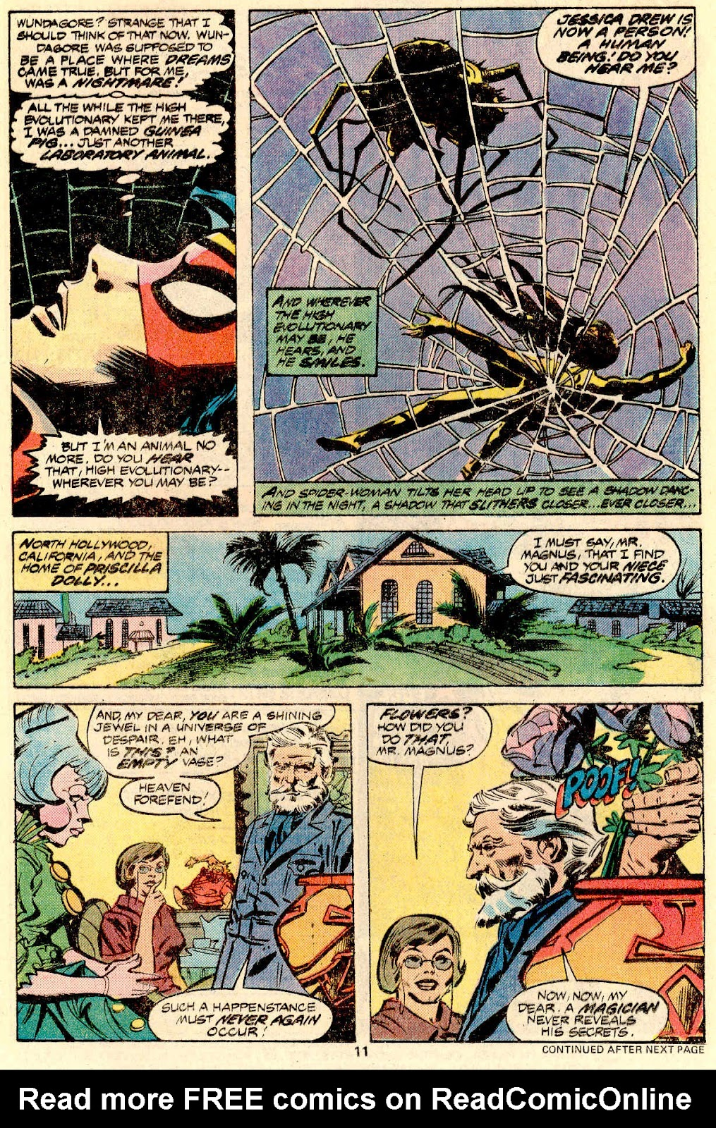 Spider-Woman (1978) Issue #5 #5 - English 9