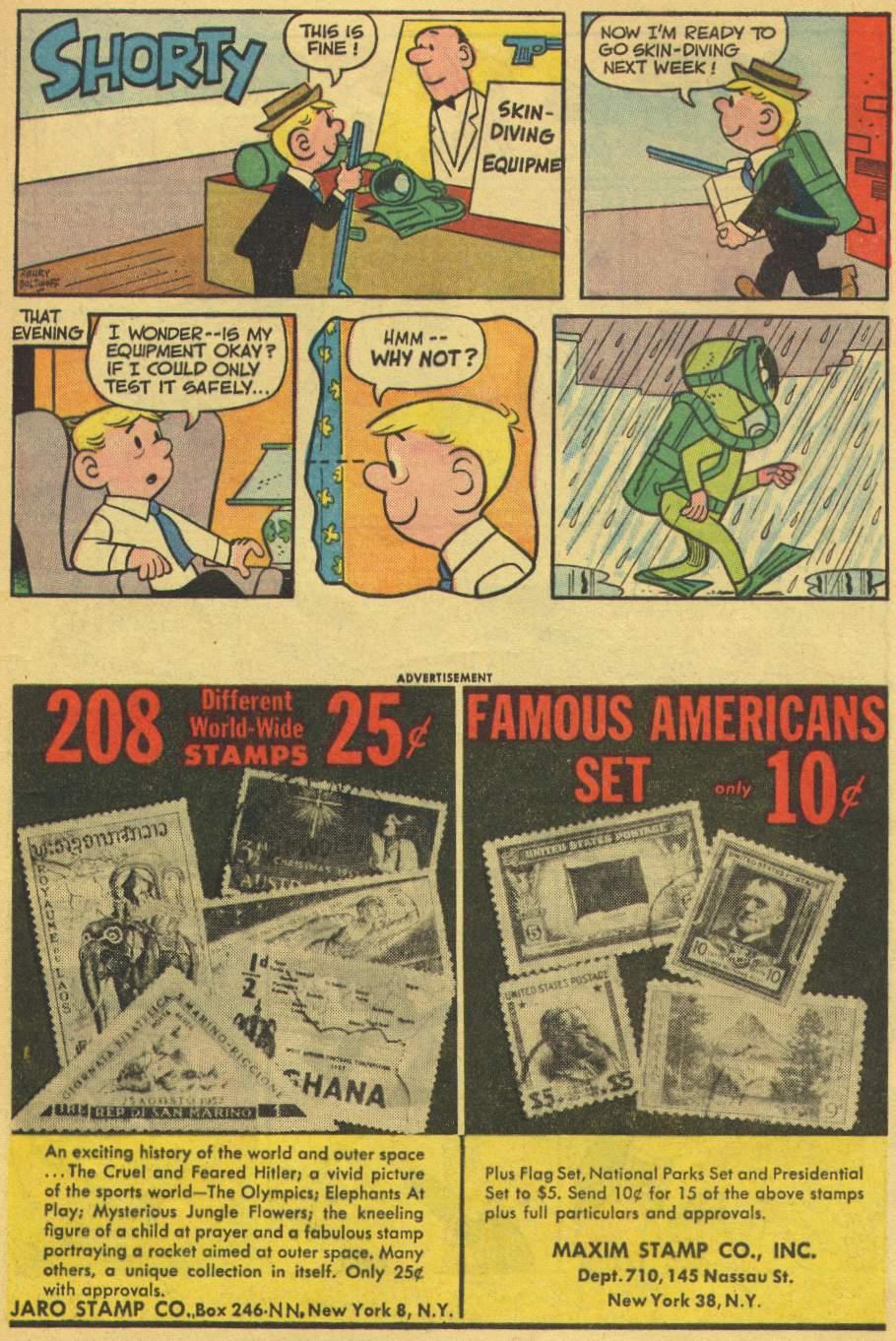 Read online Aquaman (1962) comic -  Issue #1 - 13
