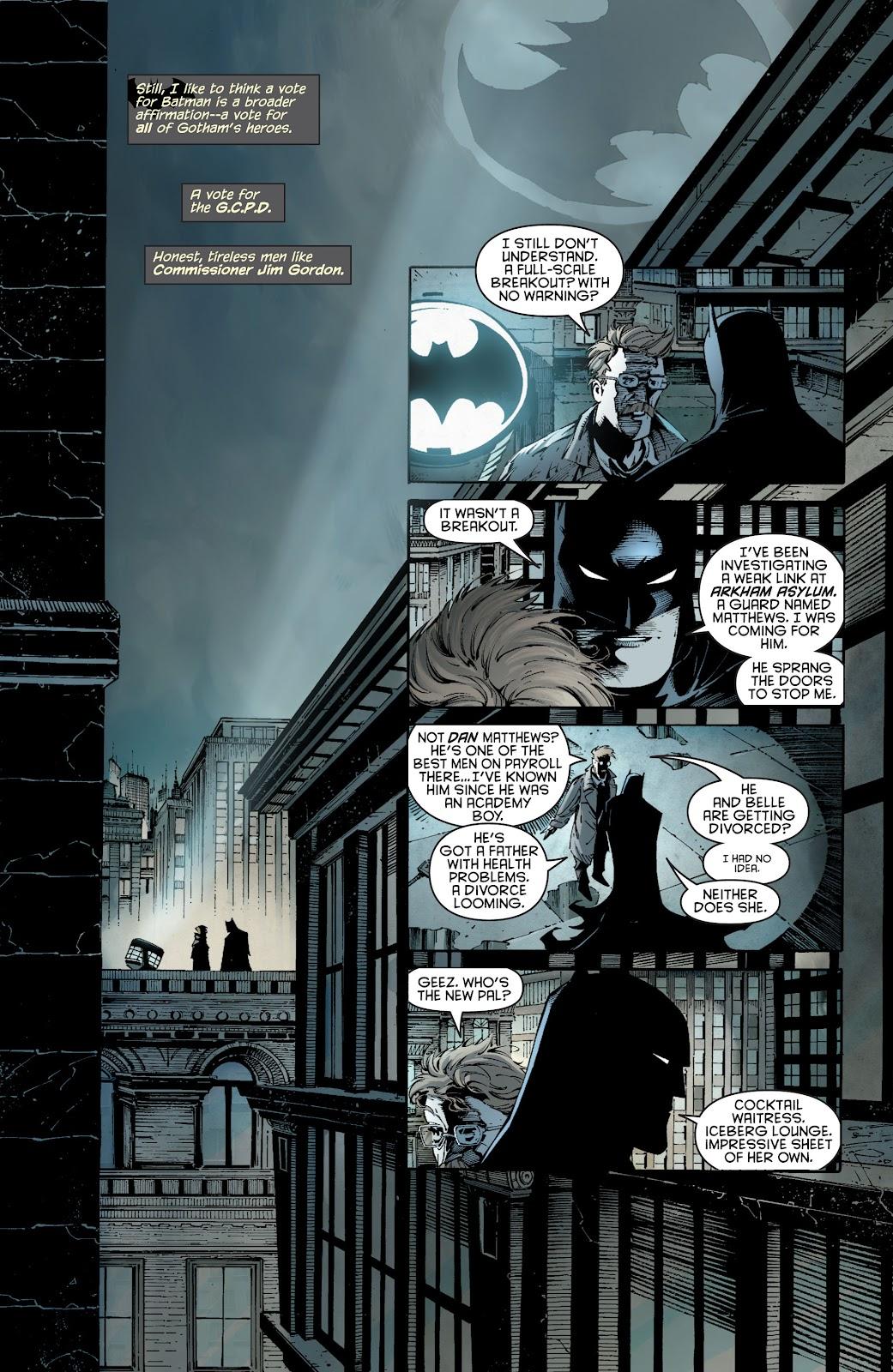 Batman (2011) Issue #1 #16 - English 8