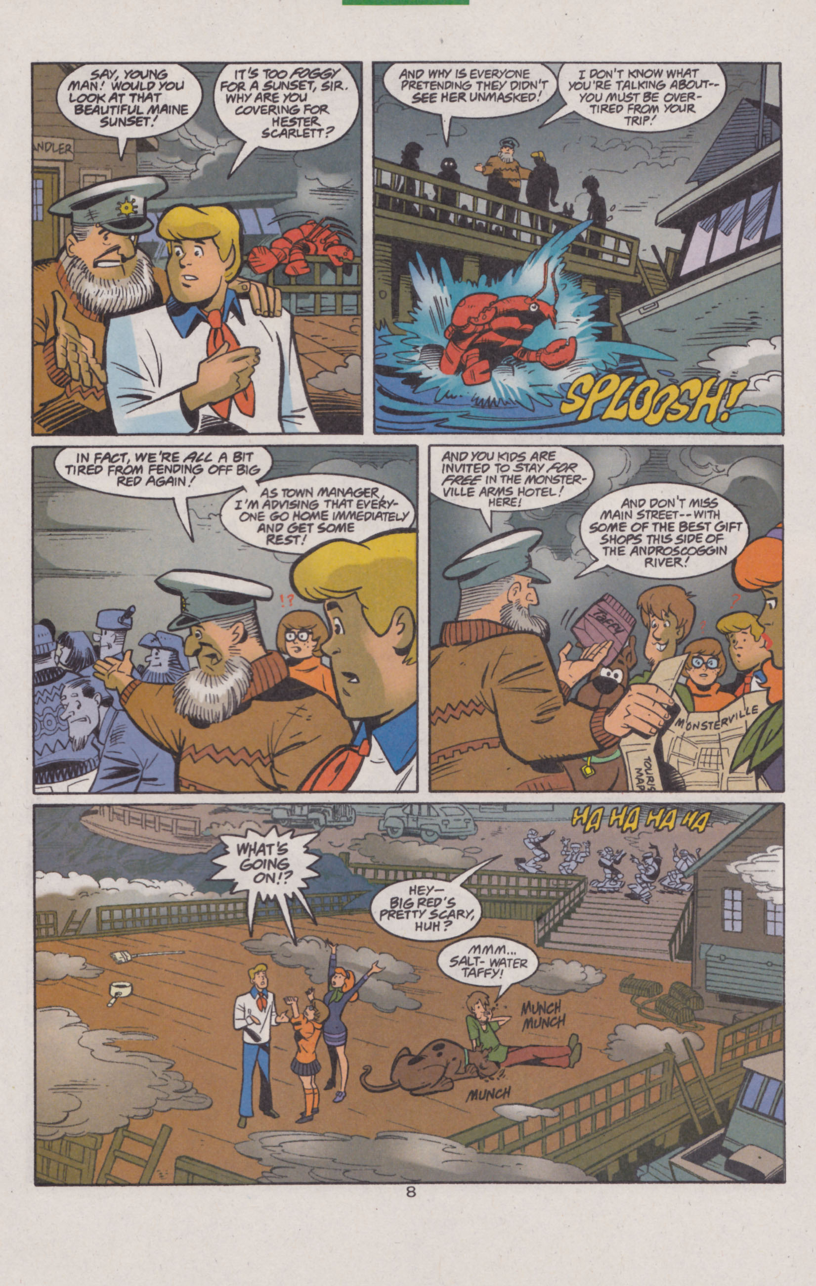 Read online Scooby-Doo (1997) comic -  Issue #13 - 9