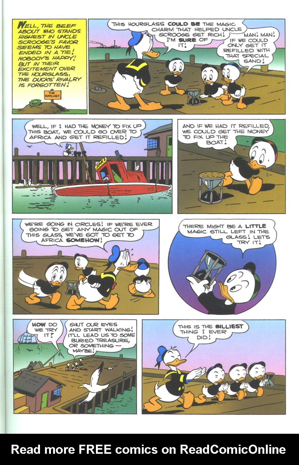 Uncle Scrooge (1953) Issue #341 #341 - English 11