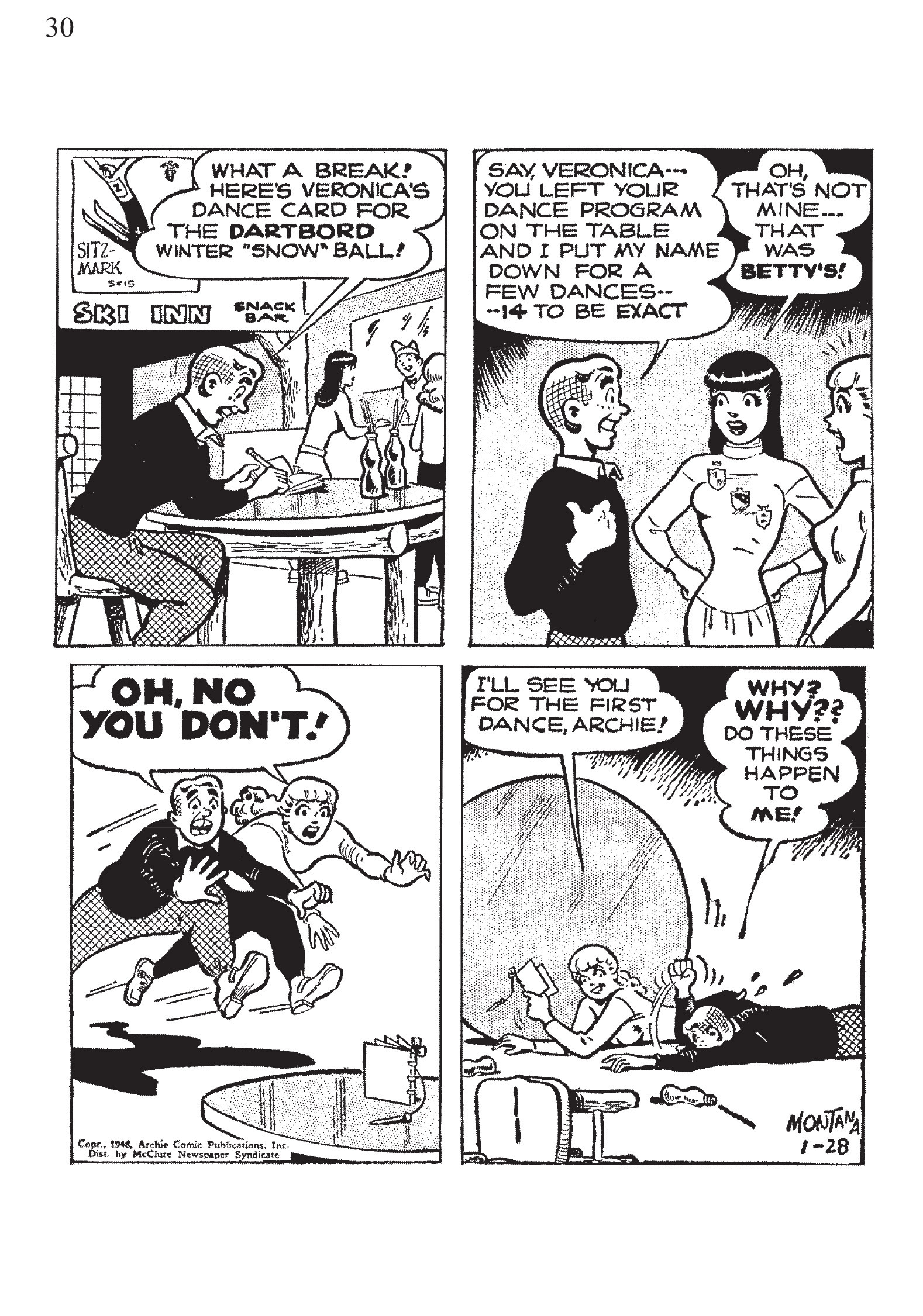 Read online The Best of Archie Comics comic -  Issue # TPB 1 (Part 1) - 29