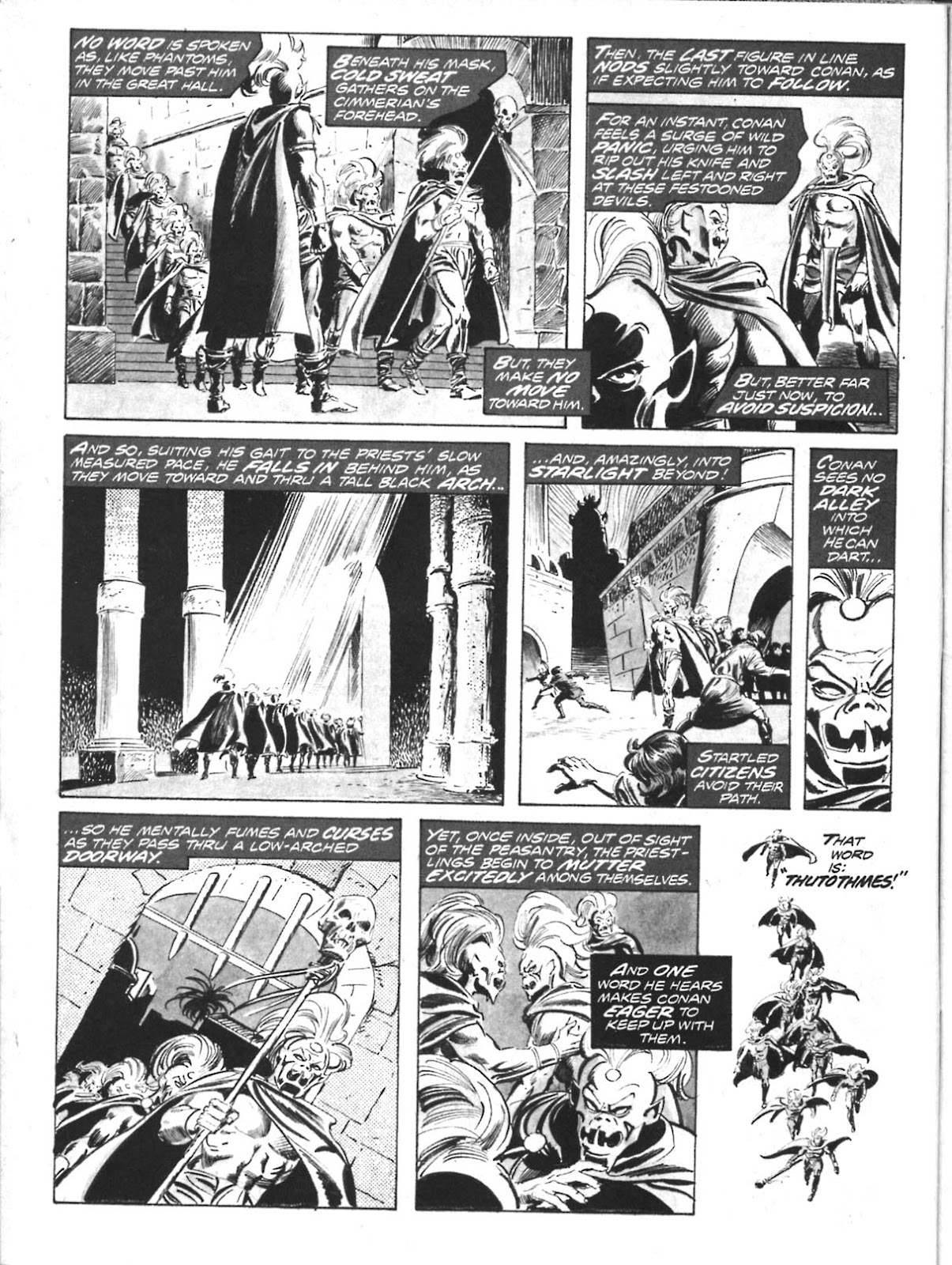 The Savage Sword Of Conan Issue #10 #11 - English 12
