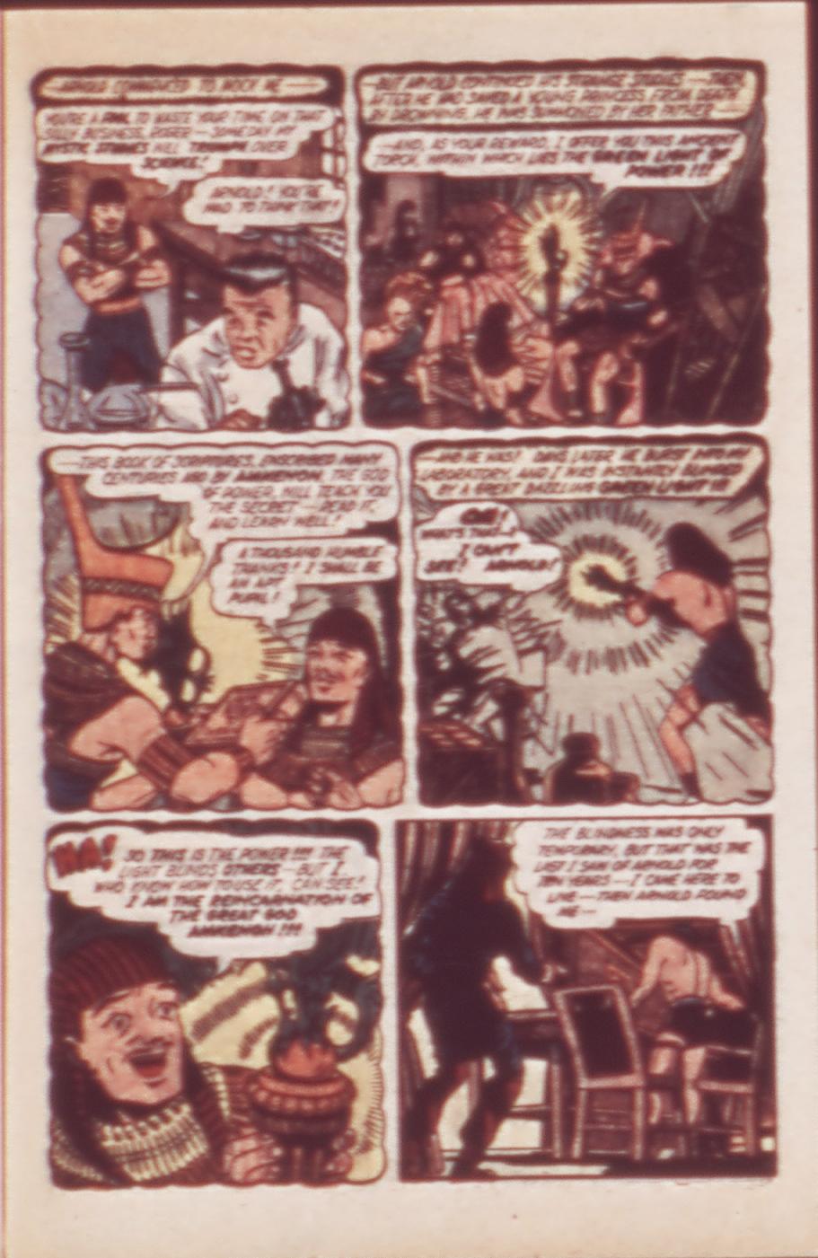 Sub-Mariner Comics Issue #21 #21 - English 35