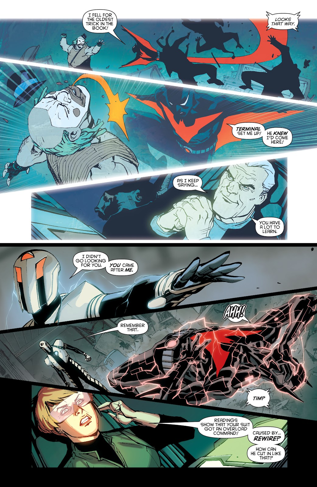 Batman Beyond (2015) Issue #13 #13 - English 17
