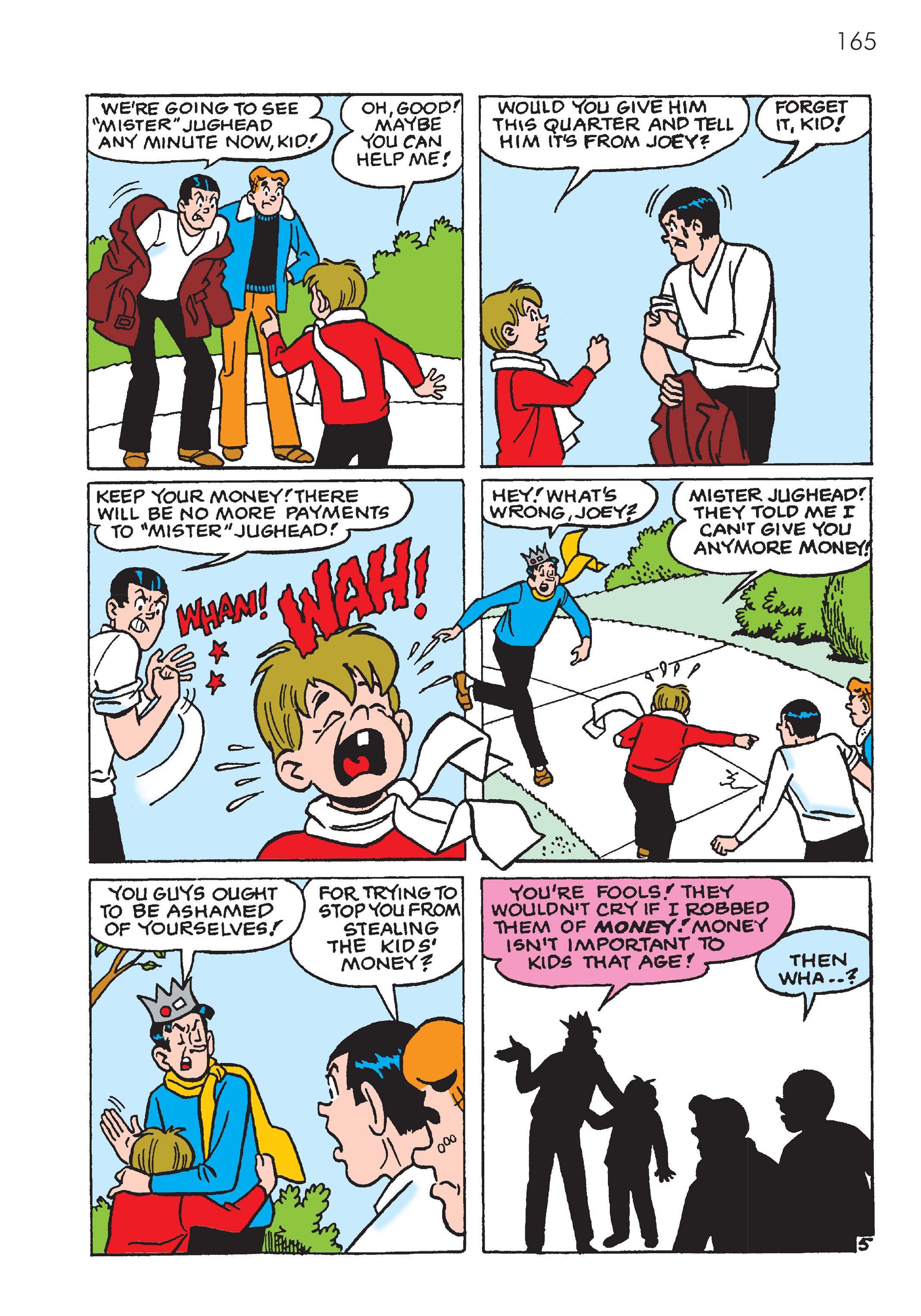 Read online The Best of Archie Comics comic -  Issue # TPB 4 (Part 1) - 166