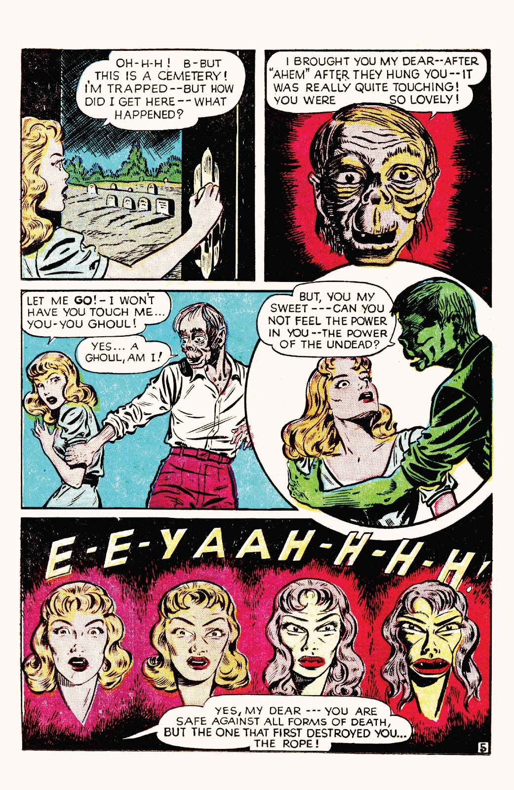 Haunted Horror Issue #5 #5 - English 39