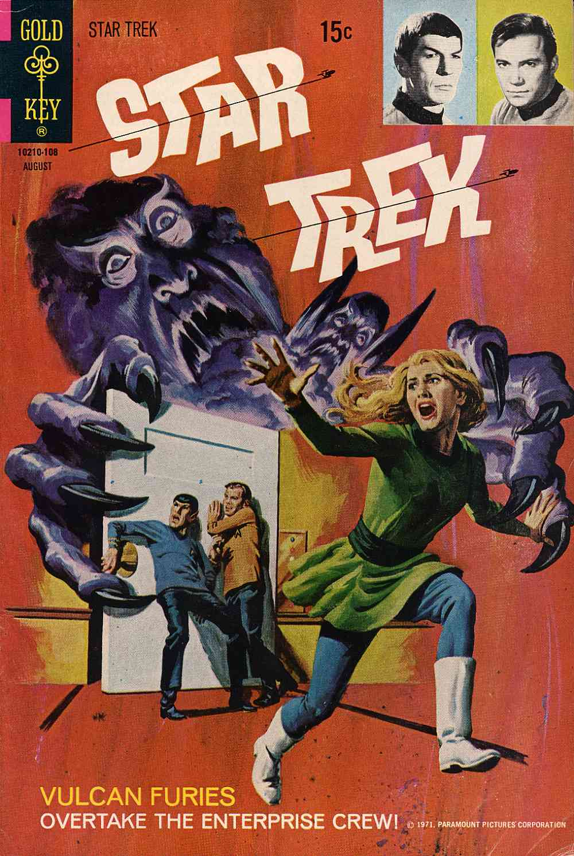 Star Trek (1967) Issue #11 #11 - English 1