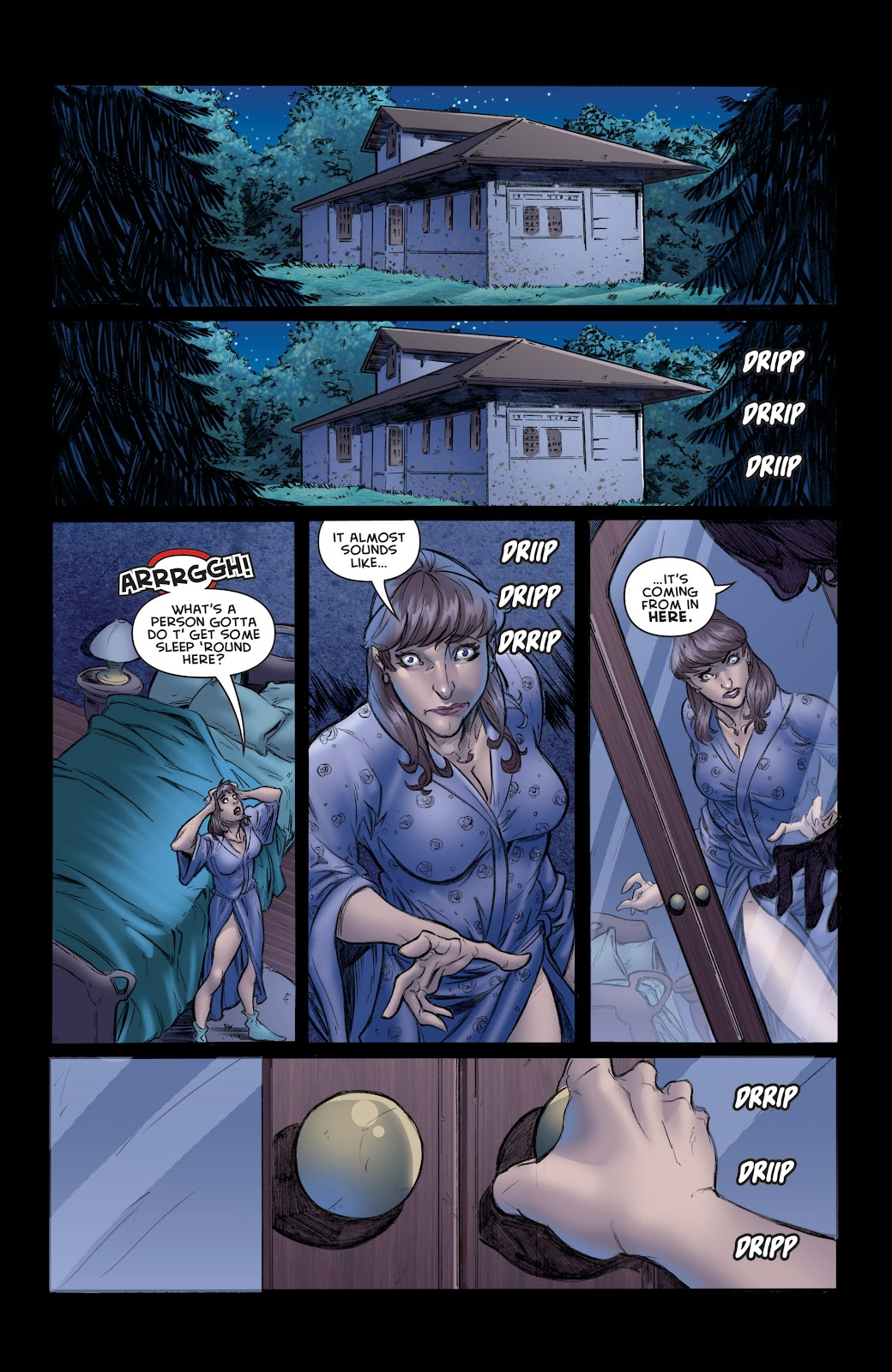 Grimm Fairy Tales (2005) _Special - Halloween Special #2 - English 28