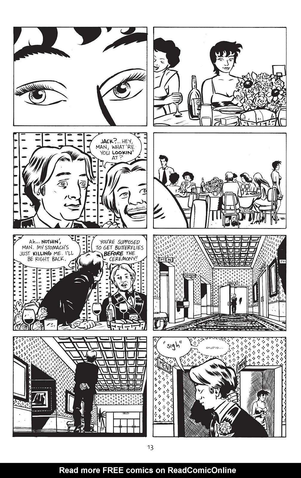 Stray Bullets Issue #19 #19 - English 15