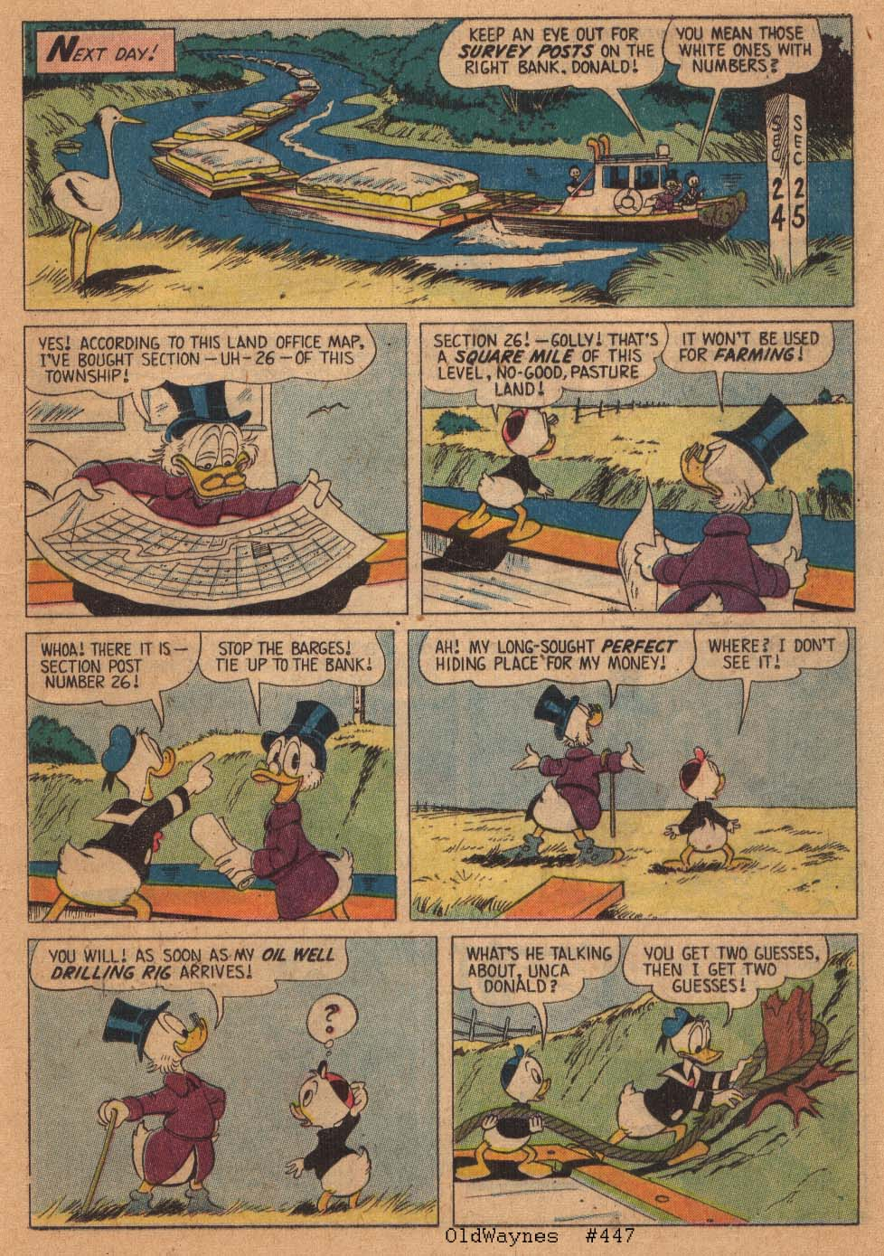 Uncle Scrooge (1953) #21 #384 - English 13