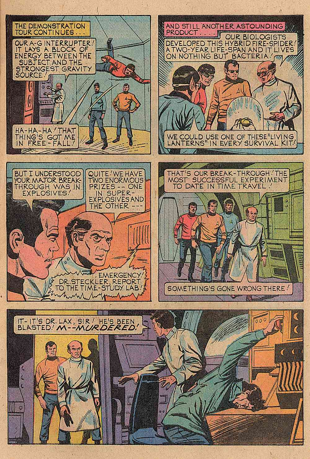 Star Trek (1967) Issue #36 #36 - English 4