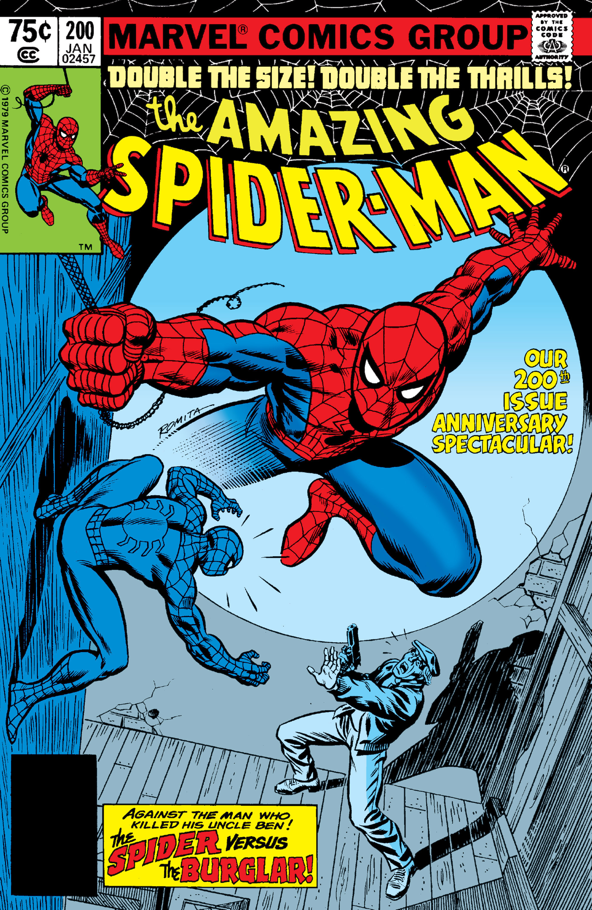 The Amazing Spider-Man (1963) 200 Page 1