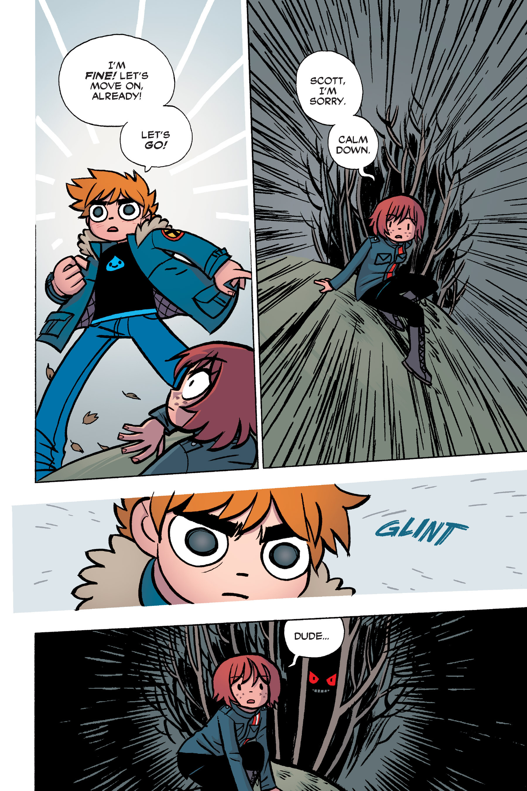 Read online Scott Pilgrim comic -  Issue #6 - 75