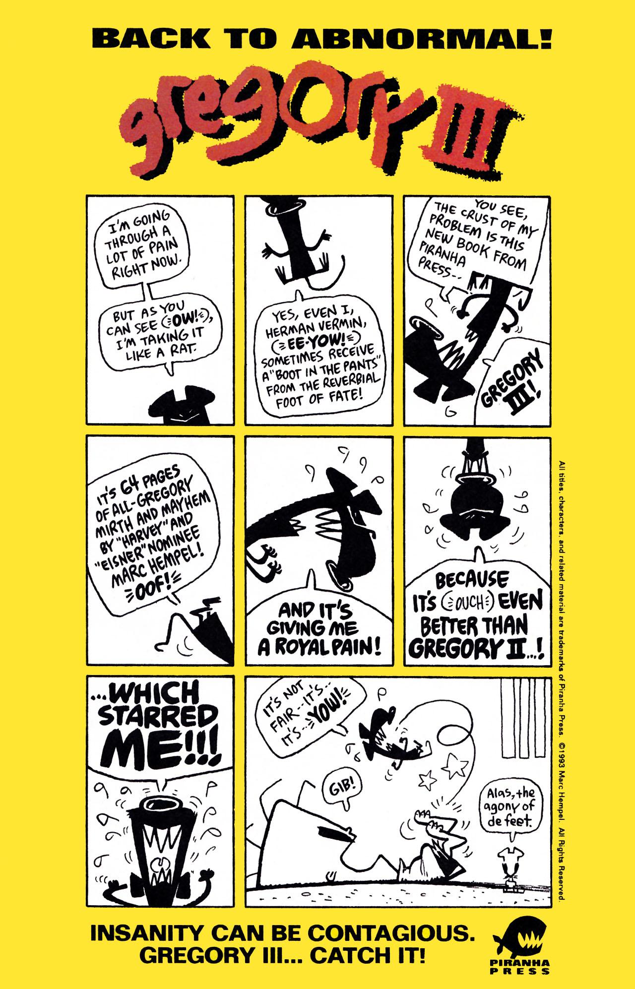 Read online Sebastian O comic -  Issue #2 - 28