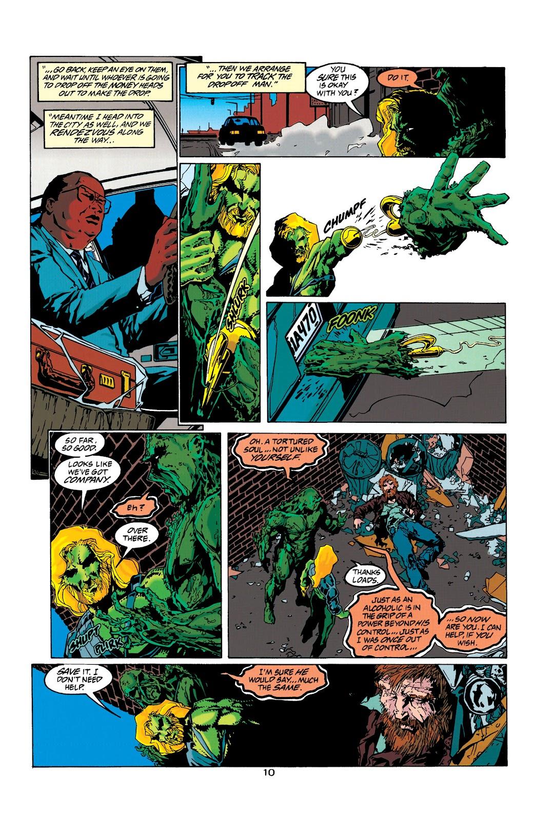 Aquaman (1994) Issue #32 #38 - English 10