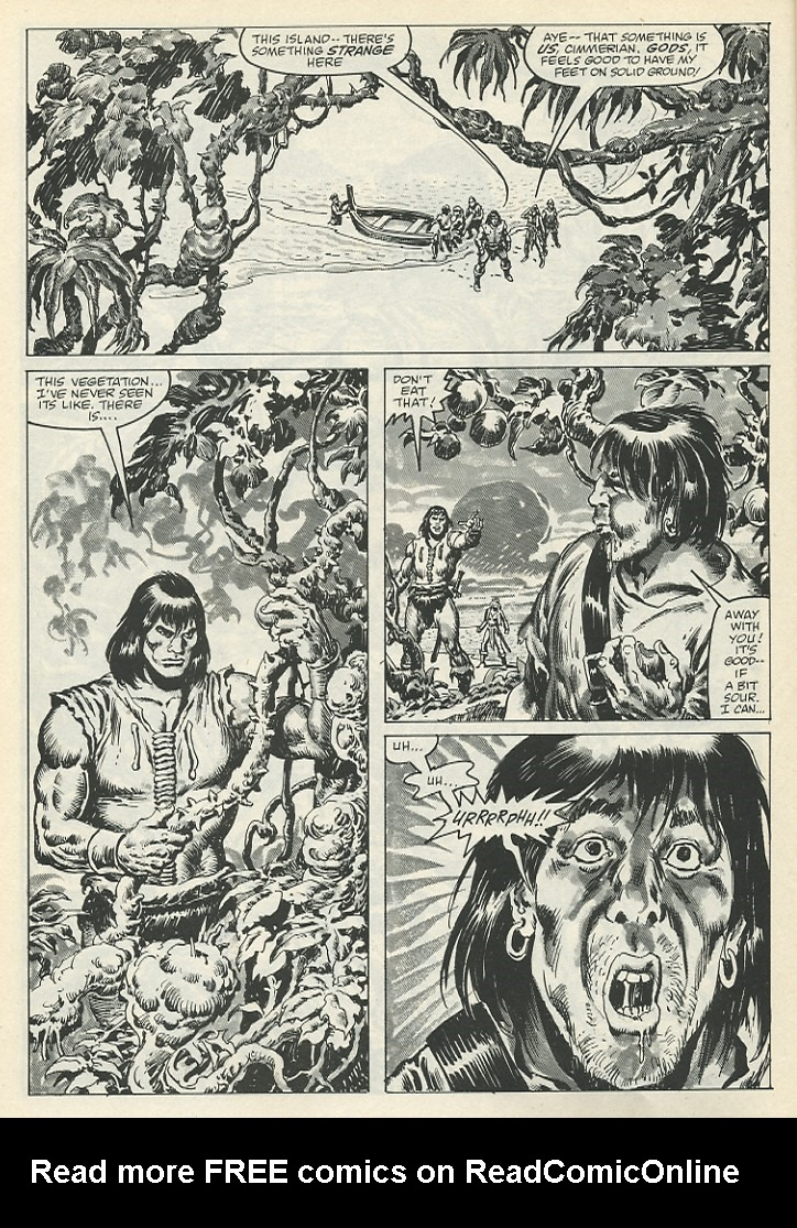 The Savage Sword Of Conan Issue #139 #140 - English 24