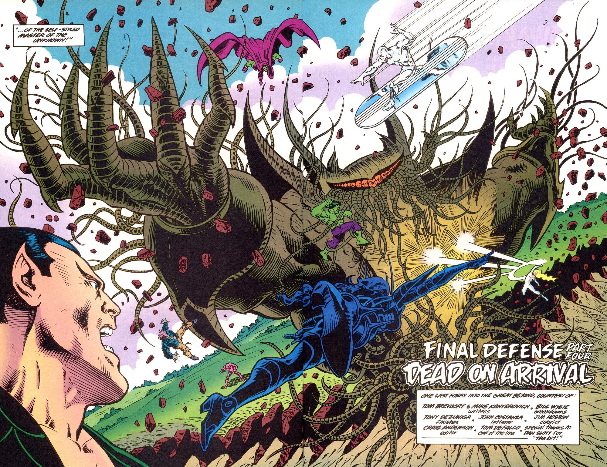 Read online Secret Defenders comic -  Issue #25 - 5