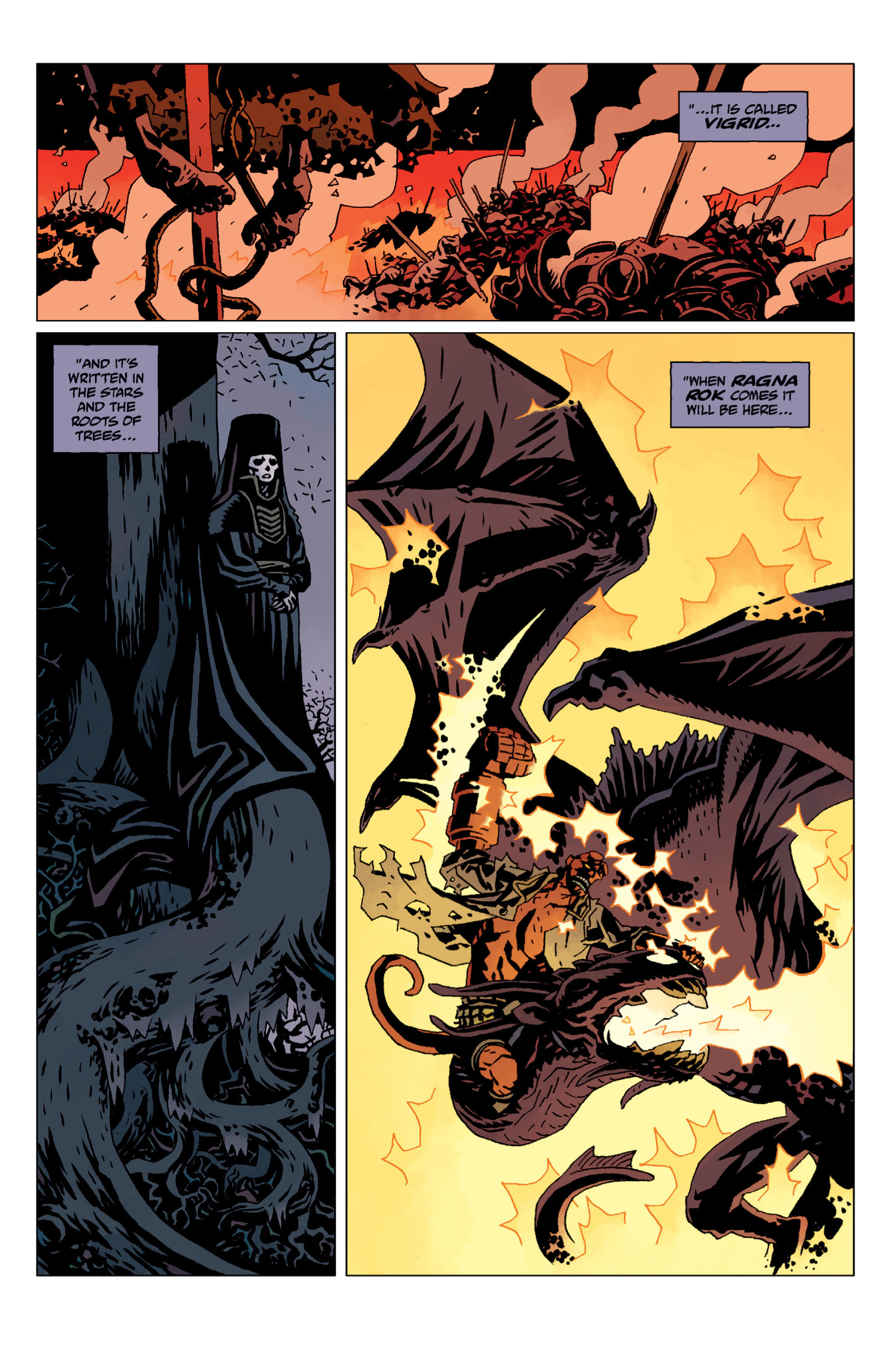 Hellboy chap 12 pic 136