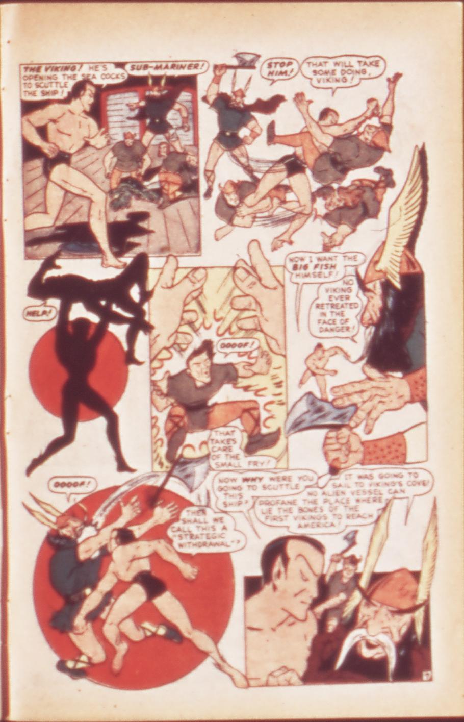 Sub-Mariner Comics #24 #24 - English 9