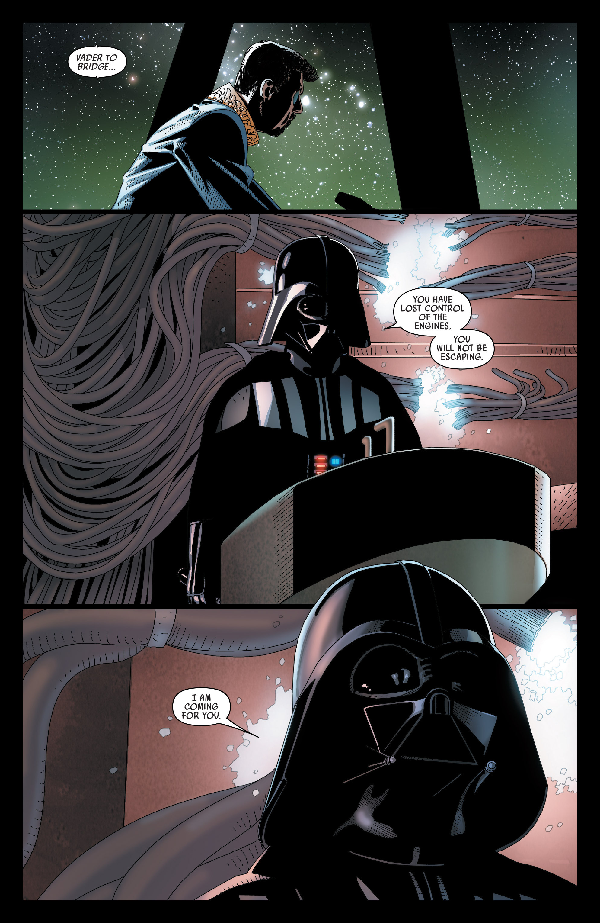Read online Darth Vader comic -  Issue #23 - 8