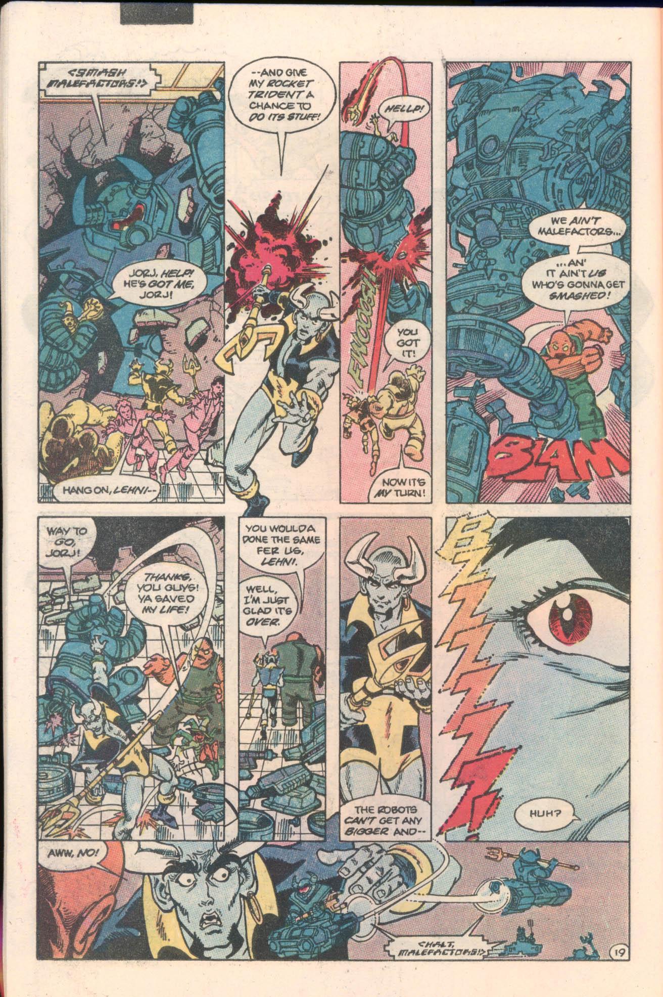 Blue Devil 6 Page 20