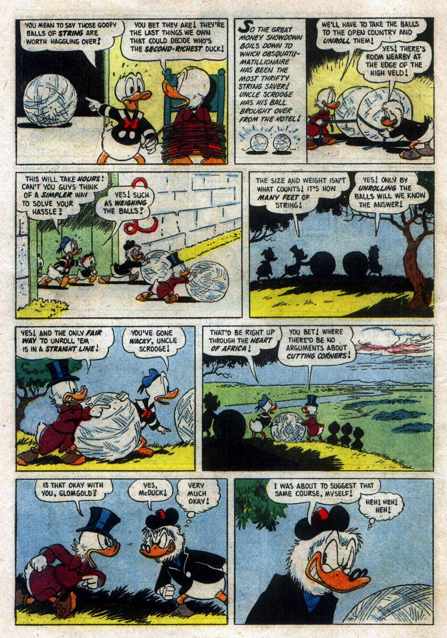 Uncle Scrooge (1953) Issue #15 #15 - English 12
