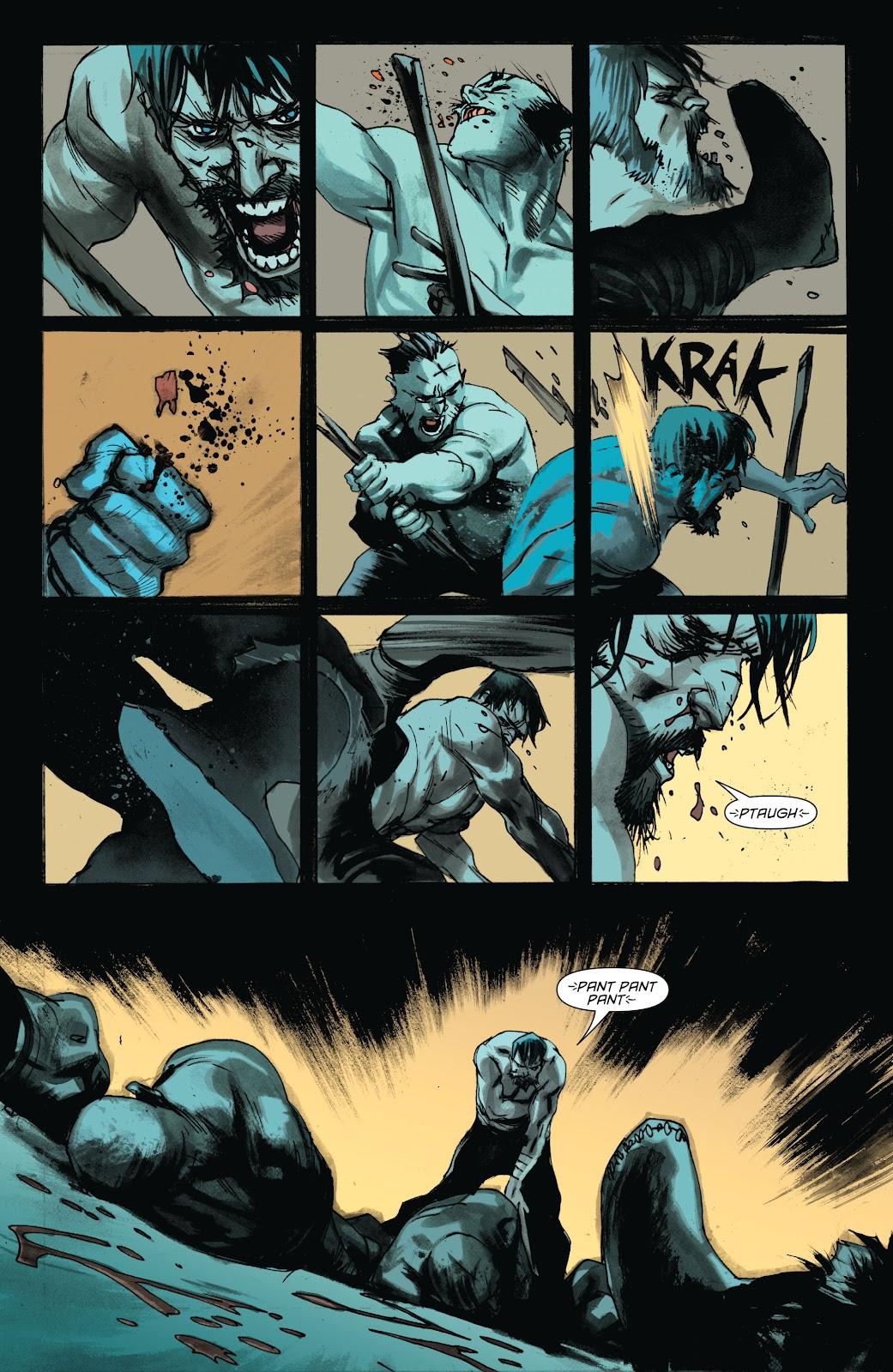 Batman (2011) Issue #23 #38 - English 27