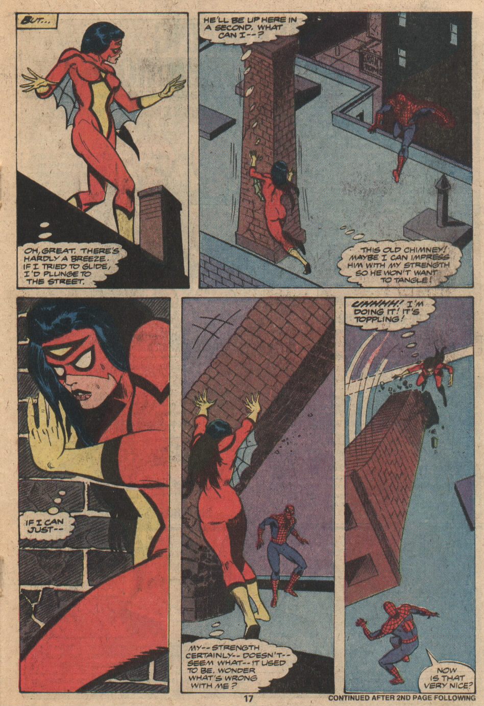 Spider-Woman (1978) Issue #20 #20 - English 12