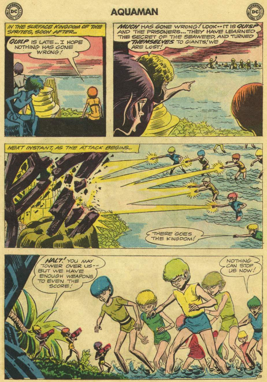 Aquaman (1962) Issue #10 #10 - English 30